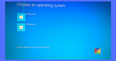 Cara Menghilangkan (Please Select The Operating System To Start)