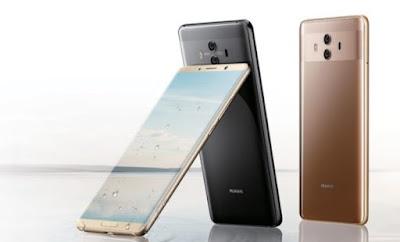 Harga dan Spesifikasi Lengkap Huawei Mate 10