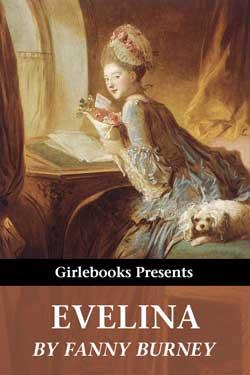 Fanny Burney Evelina Book Designer