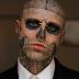 """Aos 32 anos, o modelo Rick Genest, """"Zombie Boy"""", foi encontrado morto em apartamento"""