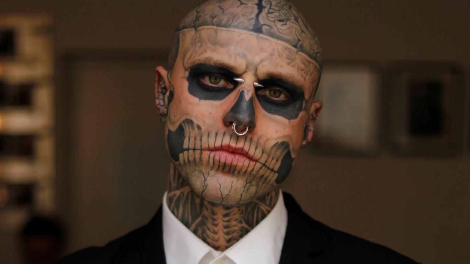 Segundo amigos de Rick, o modelo lutou por anos contra transtornos de saúde mental.