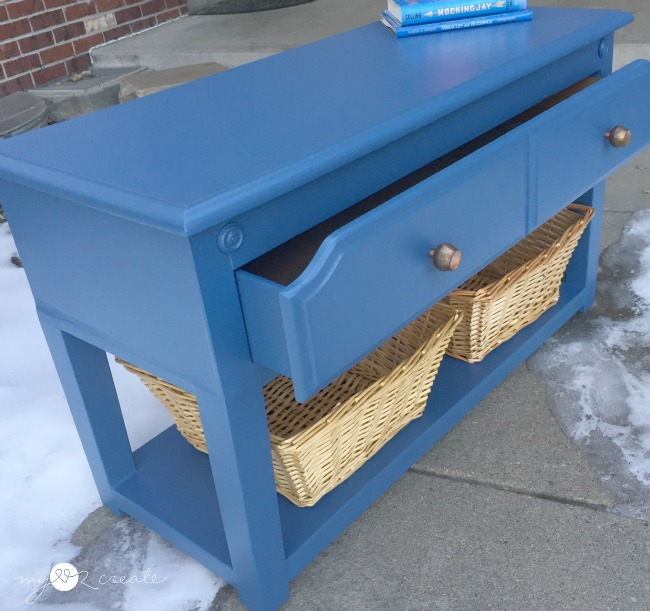 Mudroom Storage Bench, MyLove2Create