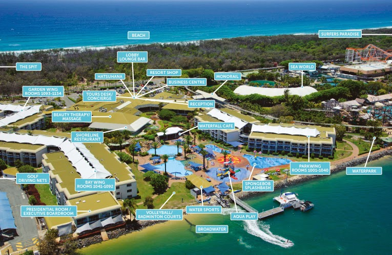 Staying close to Theme Parks on the Gold Coast | Career Mother of Twins