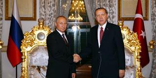 Rusia - Turki