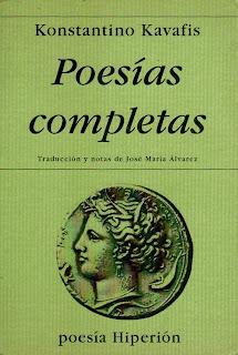 Descarga: Konstantino Kavafis - Poesías completas