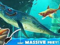 Game Hungry Shark World Mod APK v1.5.2 (Unlimited Money) + Data Terbaru 2016