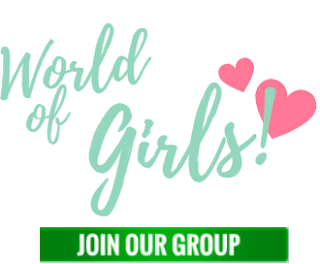 world of girls facebook group for teen and tween girls