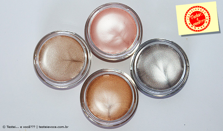 Sombras em Creme – Mary Kay