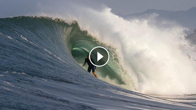SURFING THE MEXICAN PIPELINE