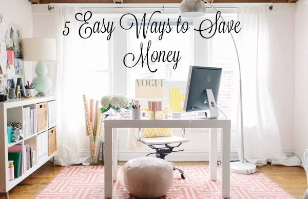 Easy Ways to Save Money, Dave Ramsey