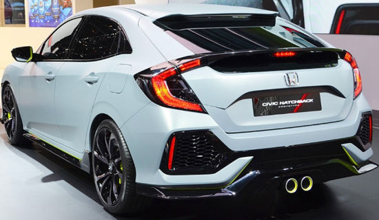 2019 Honda Civic Hatchback Turbo Specs Auto Zone
