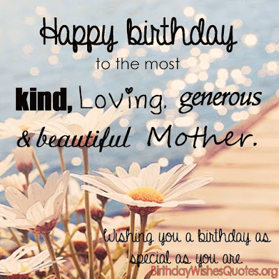 Best Happy Birthday Mom Wishes for Mom