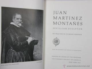 Juan Martínez Montañés: sevillian sculptor