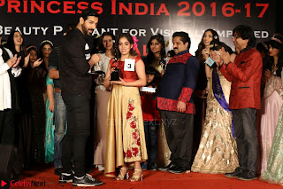 John Aham, Bhagyashree, Subhash Ghai and Amyra Dastur Attends Princess India 2016 17 051.JPG