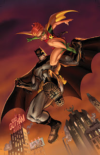 J Scott Campbell Cover For DK3