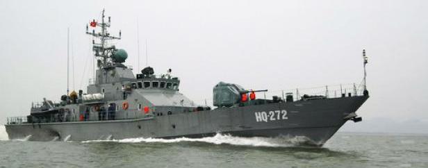 Проект «Лань» став основою в'єтнамського артилерійського катера проекту ТТ400ТР
