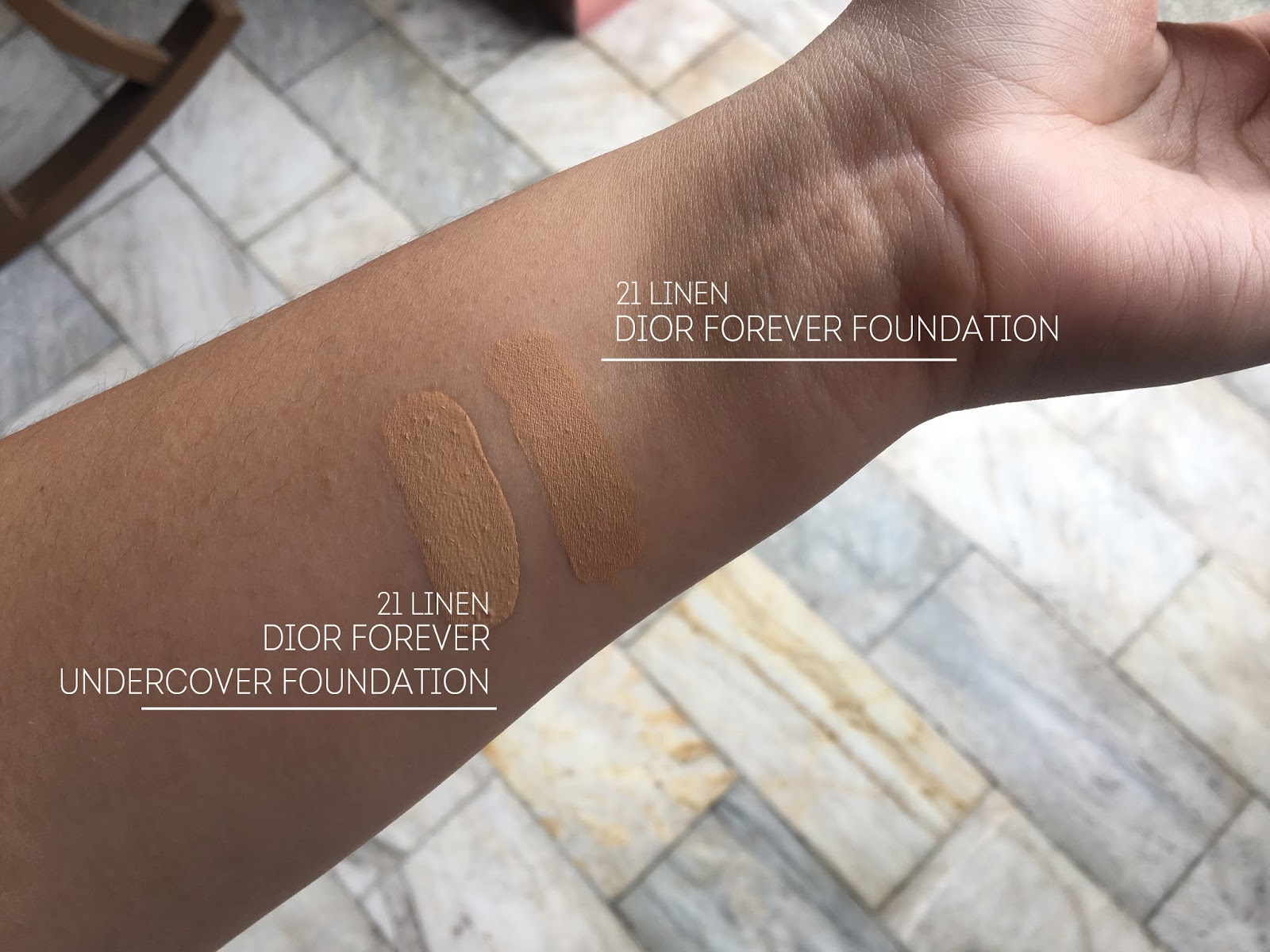 Diorskin Forever Undercover Foundation by Dior #13