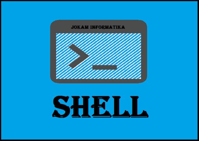 Apa Itu Yang Dimaksud Dengan Shell ? - JOKAM INFORMATIKA