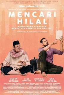 DOWNLOAD FILM MENCARI HILAL (2015) - [MOVINDO21]