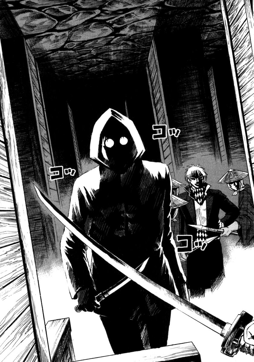 Higanjima chapter 34 trang 3