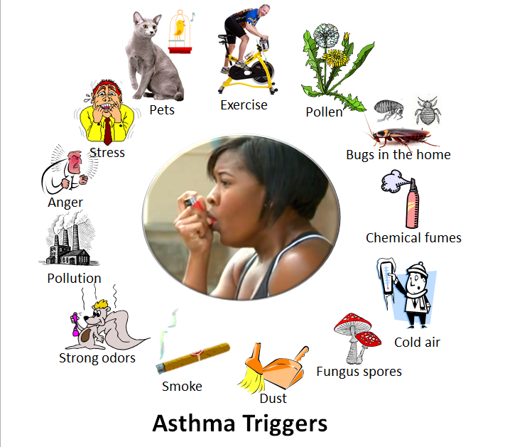 Can Food Allergies Cause Asthma