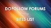 Top 20+ HighDA Forums List 2020