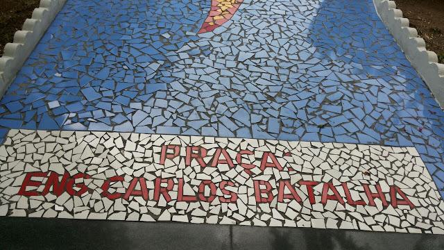 Praça Carlos Batalha será uma das mais bonitas do bairro