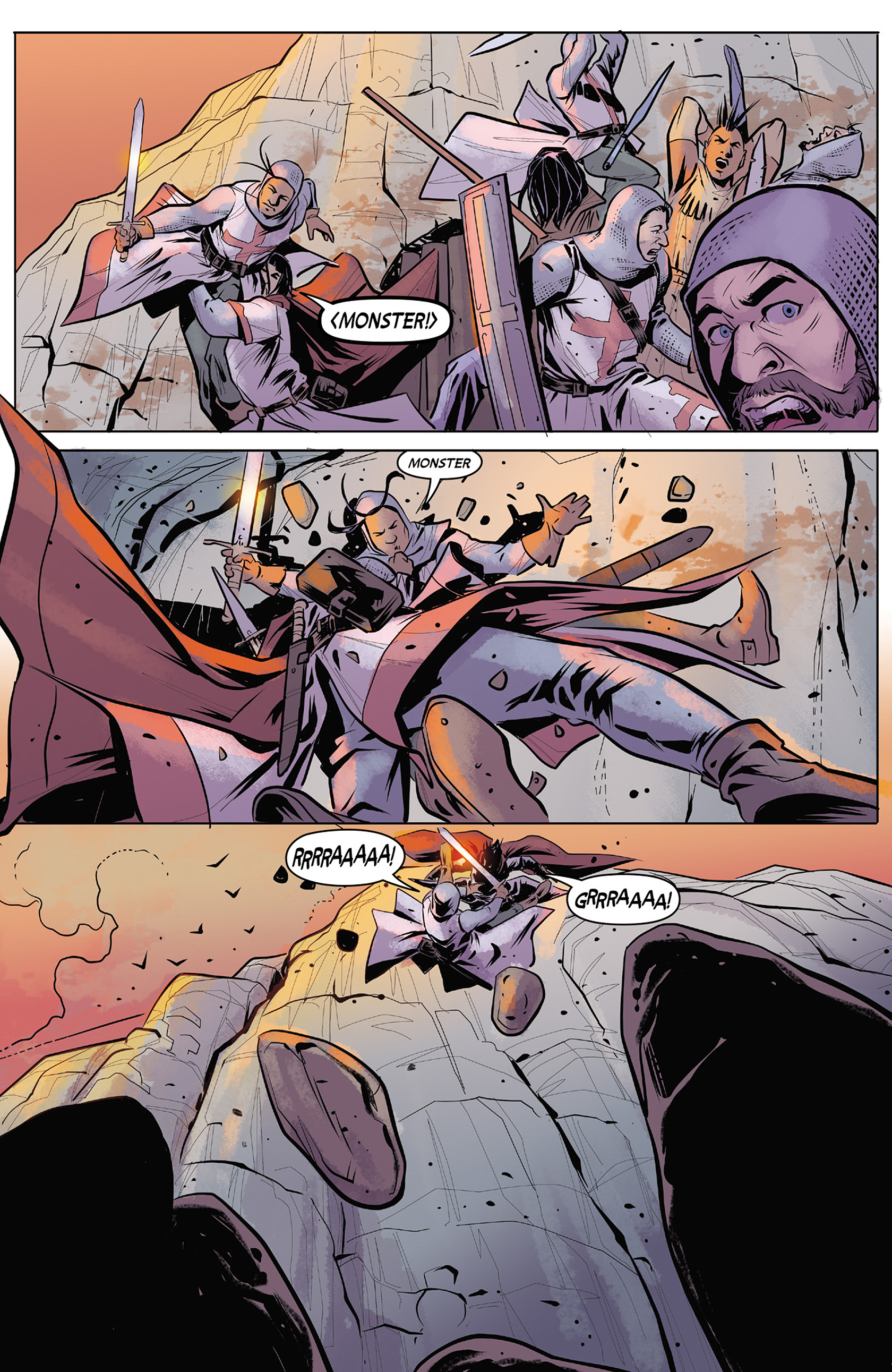 Read online Turok: Dinosaur Hunter (2014) comic -  Issue #4 - 16