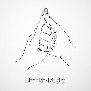 Shankh Mudra to cure Thyroid