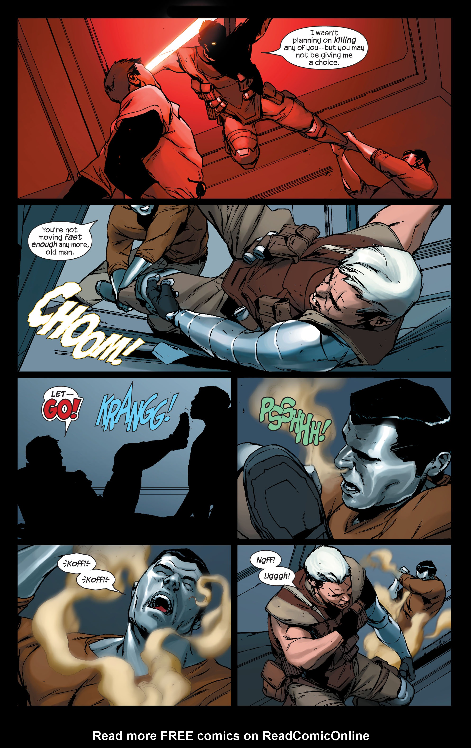 Read online Ultimate X-Men comic -  Issue #76 - 12