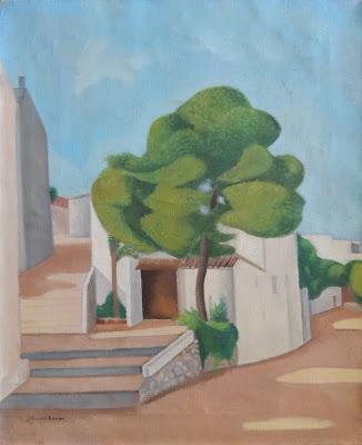 Juan Navarro Ramón pintura Altea arte