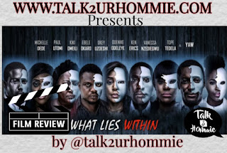 What Lies Within Movie Review