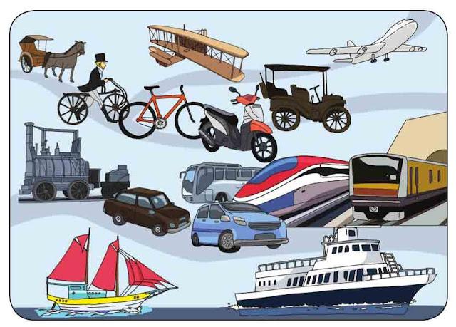 Pengaruh Modernisasi terhadap Perkembangan Sistem Transportasi Air dan Udara