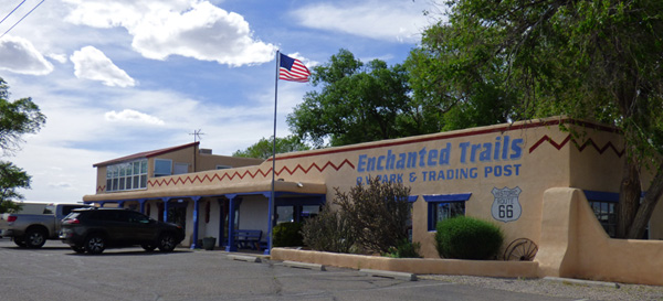 Enchanted Trails RV Park, Albuquerque, New Mexico