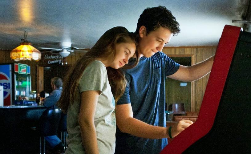 Netflix ON: O maravilhoso Agora Filme Shailene Woodley Miles Teller