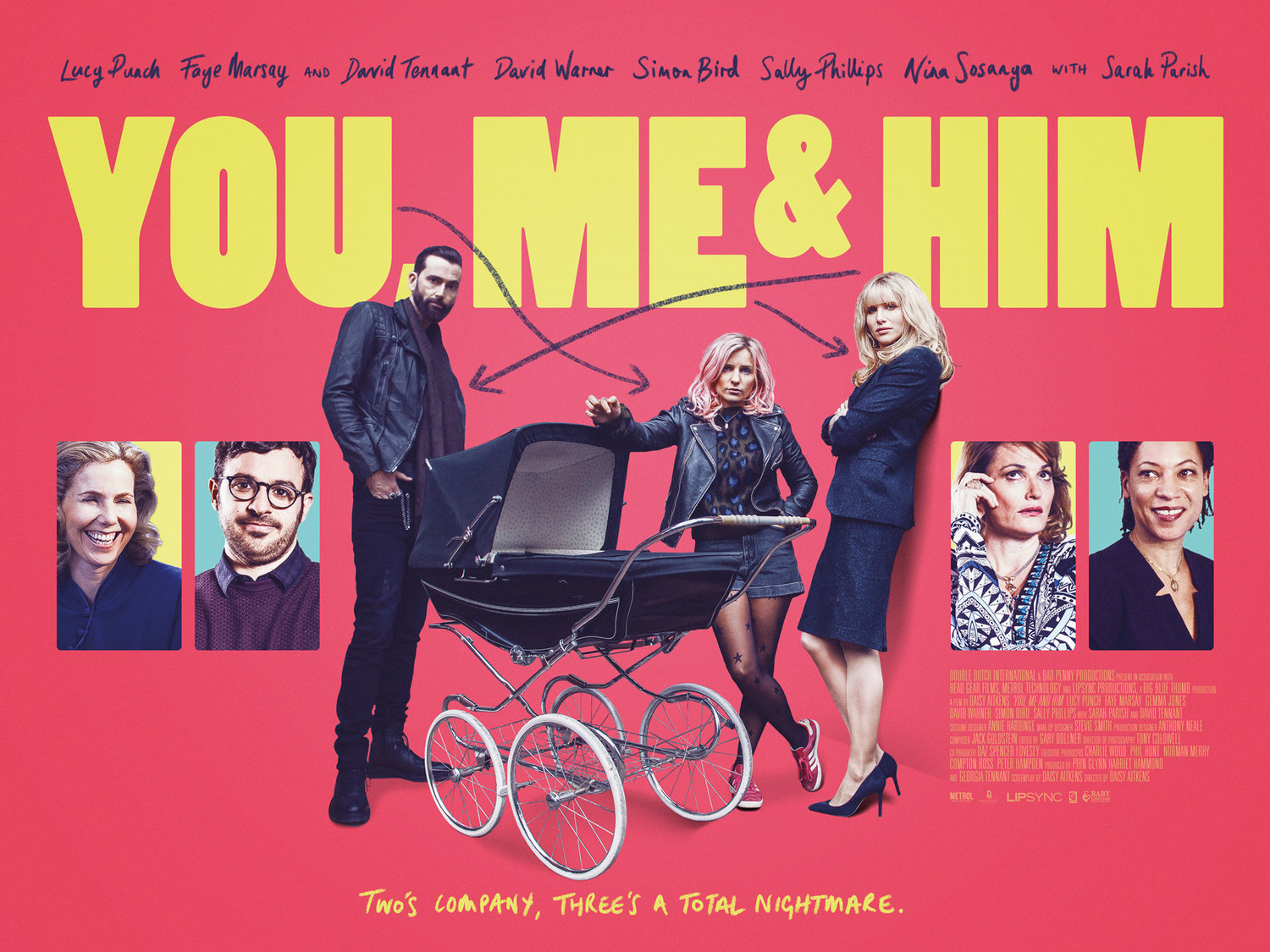 UK: New David Tennant Movie, You, Me And Him Released Today