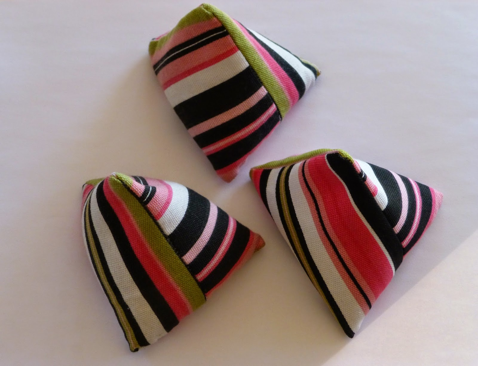 Sewing Kit How To Make Soft Juggling Balls Pyramid Bean Bags