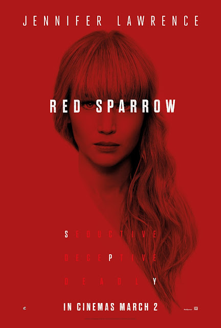 Red Sparrow 2018 Unrated  Movie Hindi Dubbed