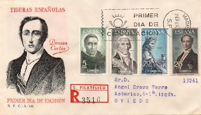 Sobre PDC Figuras Ilustres: Jovellanos, Alfonso X, Donoso Cortes, Santo Domingo de Guzmán
