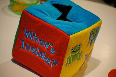 What's inside box for touch play