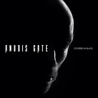 "Anubis Gate - ""Black"" (lyric video) from the album ""Covered in Black"""