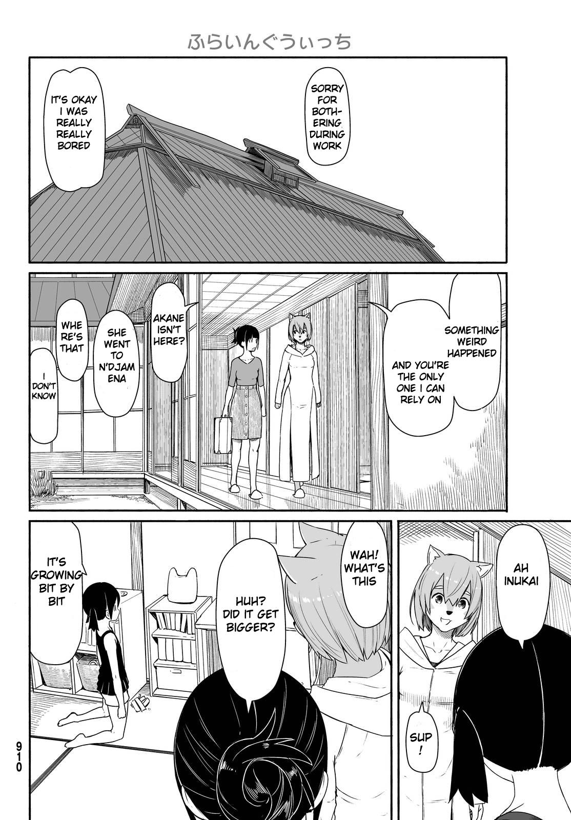Flying Witch - Chapter 35