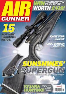 Air Gunner Edisi Agustus 2015