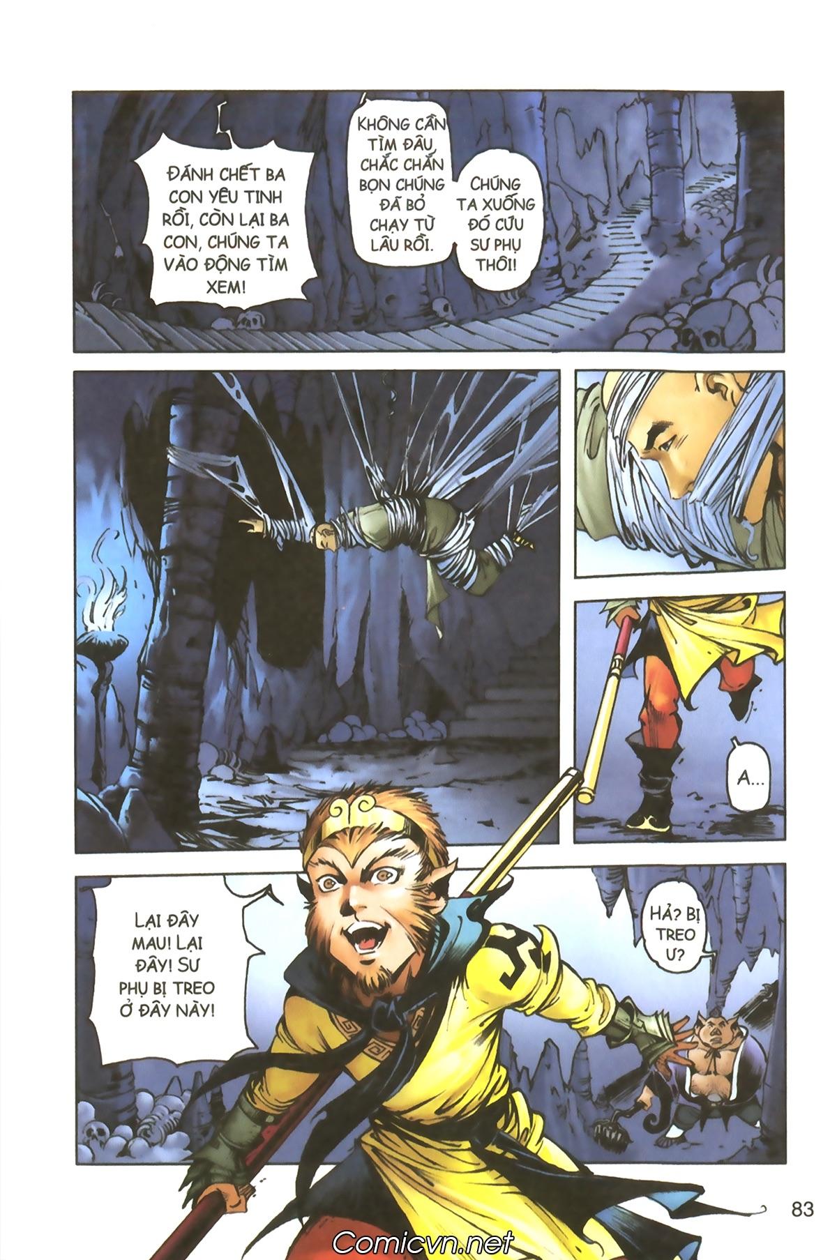 Tây Du Ký màu - Chapter 116 - Pic 29
