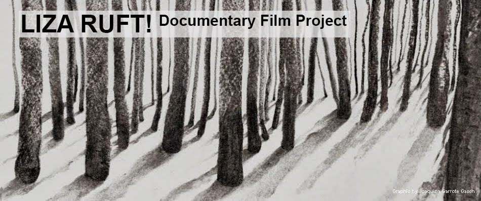 'LIZA RUFT!' - DOCUMENTARY FILM PROJECT