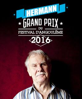 Hermann - Grand Prix du 43ème FIBD d'Angoulême