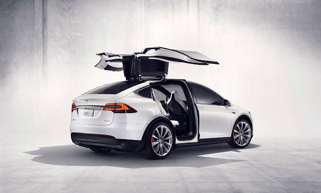 Imagen del Tesla Model X
