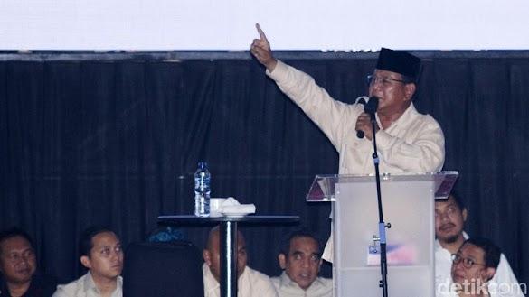 Prabowo Minta Media Asing Sampaikan pada Dunia Pemilu RI Penuh Kecurangan