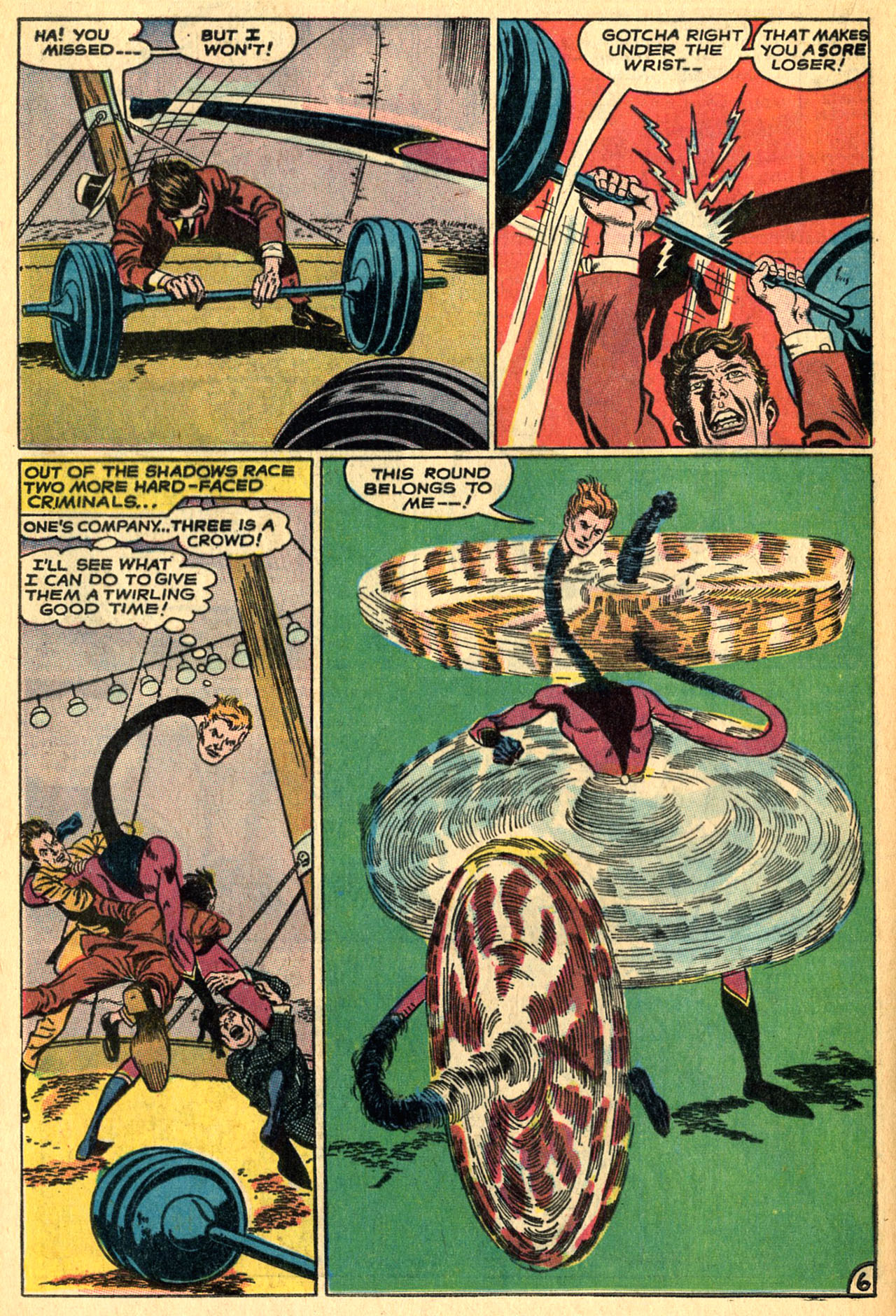 Detective Comics (1937) 372 Page 23