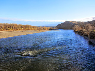 Yellowstone River, Billings, Montana